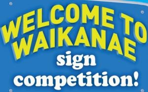 Waikanae Sign