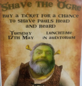 Shave the Ogre