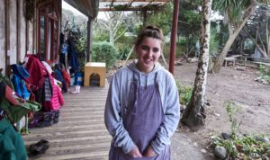 Brittany is a Year 12 student and is currently completing her GATEWAY work experience at Te Ra Waldorf School Raumati South.