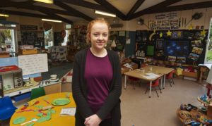 Caitlyn is a Year 12 student and has completed her Gateway work experience at Paraparaumu Beach Kindergarten.